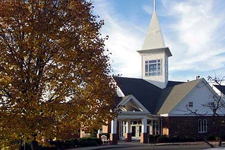 Bethany Covenant, Berlin, CT (Exterior)