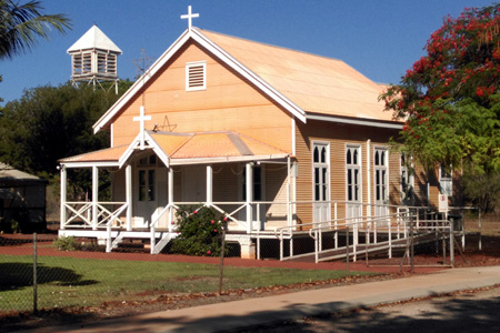 Broome Anglican Church, Australia