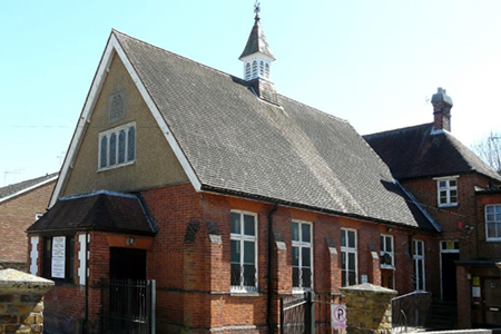 St Paul, Cheshunt (Exterior)