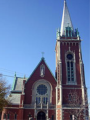 Blessed Stepinac Mission, Chicago (Exterior)