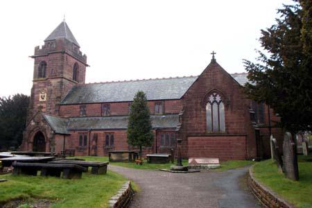 St James, Christleton (Exterior)