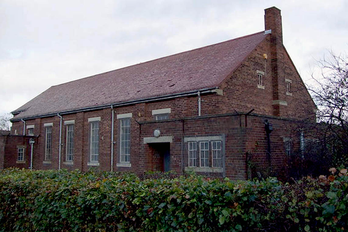 St Paul, Croxteth (Exterior)