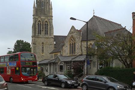 Christ Church, East Dulwich (Exterior)
