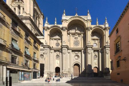 Granada Cathedral (Exterior)