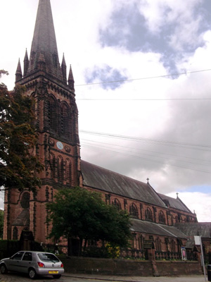 St Mary's, Handbridge (Exterior)