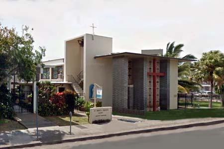 St Mark's, Honolulu