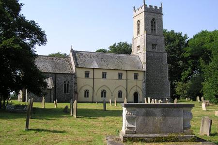 St Benedict's, Horning