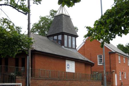 Trinity Praise Centre, Ipswich (Exterior)