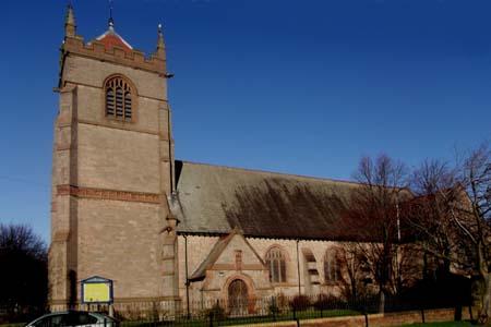 St Mary's, Liscard (Exterior)