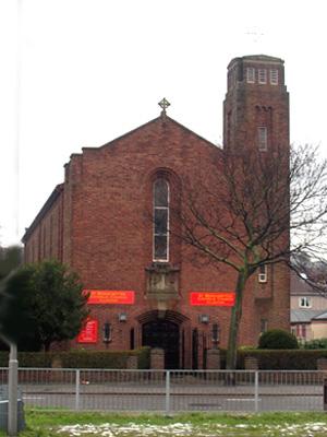 St Bernadette, Allerton (Exterior)