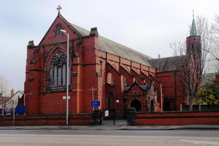 St Faith, Liverpool (Exterior)