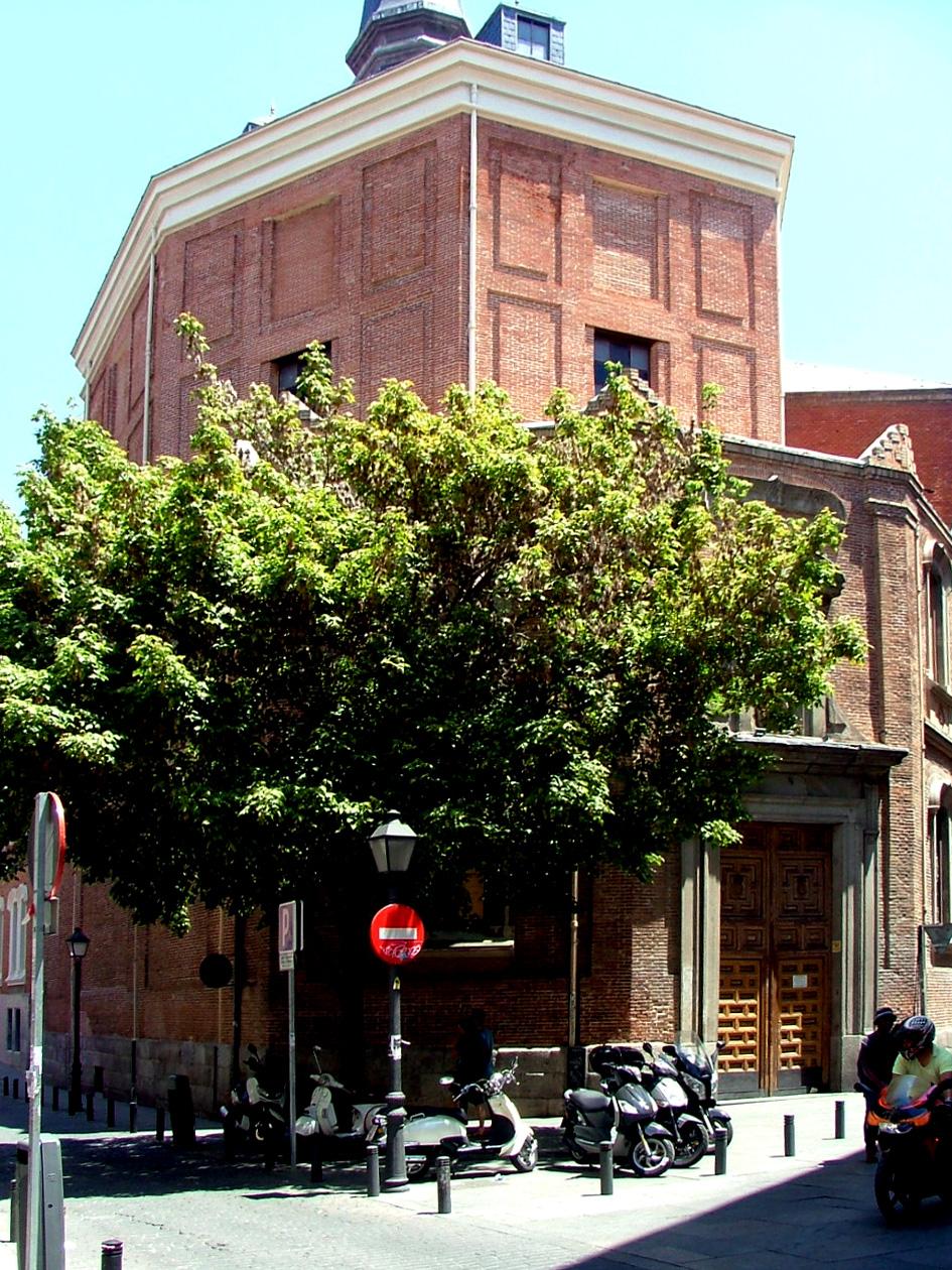 San Antonio de los Alemanes, Madrid (exterior)