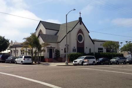 Calvary Chapel, Oceanside, CA (Exterior)