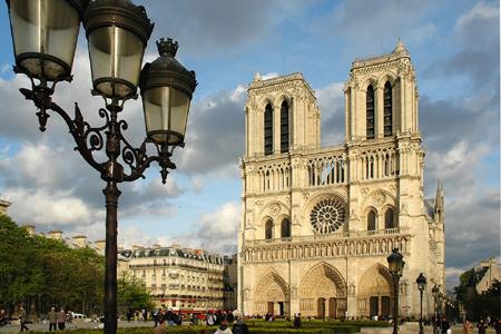 Notre Dame, Paris (Exterior)