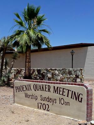 Phoenix Quaker Meeting, Phoenix, AZ
