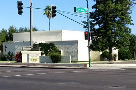 Trinity UMC, Phoenix, AZ (Exterior)
