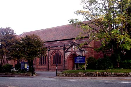 St Stephen's, Prenton (Exterior)