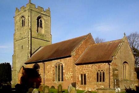 St Leonard, Ryton on Dunsmore