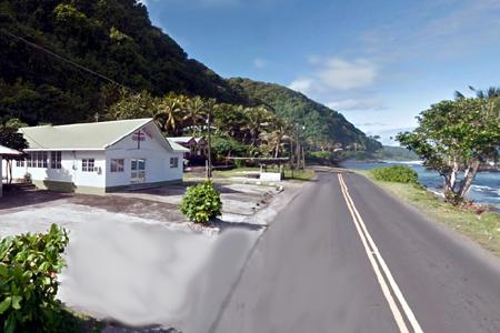 St John's, Lauli'i, American Samoa (Exterior)