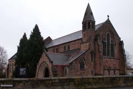St Ethelwold's, Flintshire (Exterior)