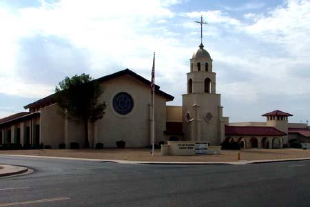 Our Lady of Lourdes, Sun City West, AZ (Exterior)
