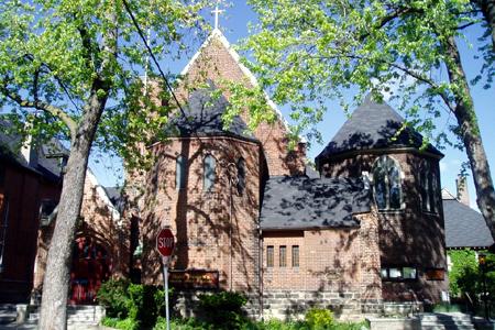 St Thomas's, Toronto (Exterior)