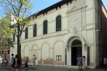 St George, Venice (Exterior)