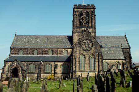 St Hilary's, Wallasey