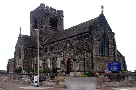 St Nicholas, Wallasey (Exterior)