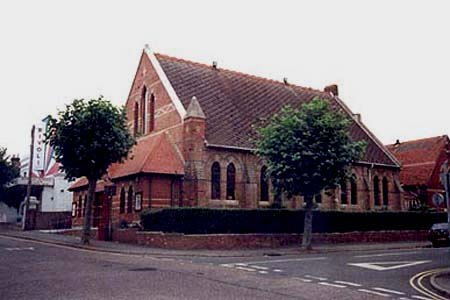 Sandown Baptist, Isle of Wight