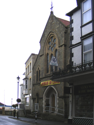 Ventnor Baptist, Isle of Wight