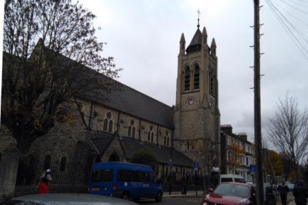 New Testament Church of God, Brixton (exterior)