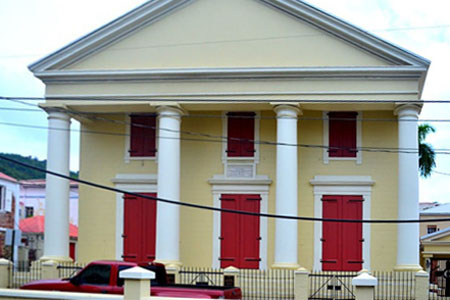 St Thomas, Charlotte Amalie, USVI (Exterior)