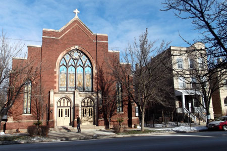 Holy Trinity, Chicago (Exterior)