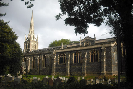 Ss Peter & Paul, Chingford (Exterior)