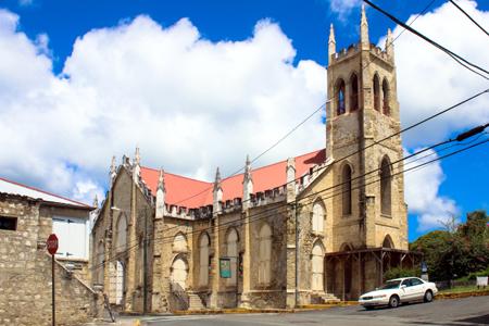 St John's, Christiansted, USVI