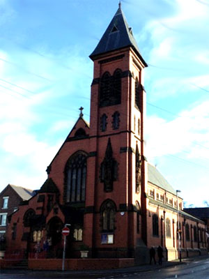 St Mary's, Crewe (Exterior)