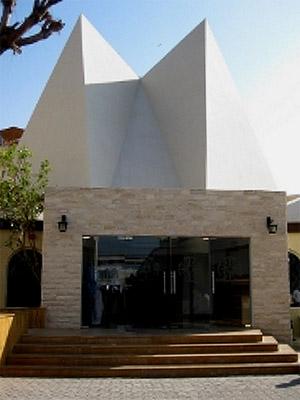 Holy Trinity, Dubai (Exterior)