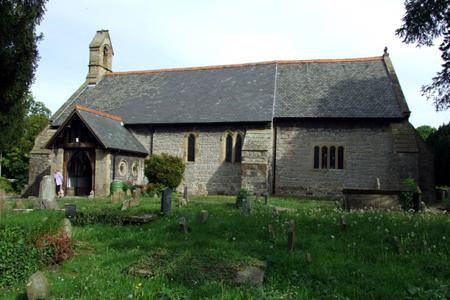 St Bridget and St Cwyfan, Dyserth