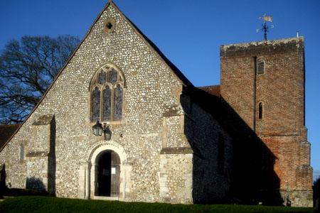 St Mary, E Lavant (Exterior)