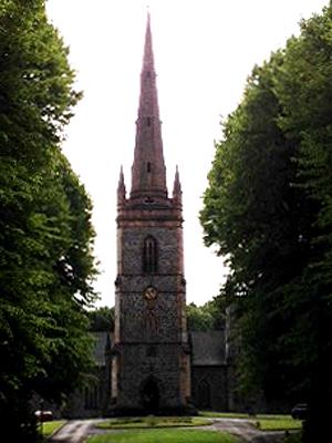 St Malachy, Hillsborough, N Ireland