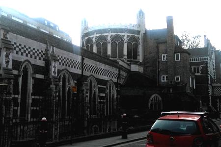 Great St Bart, London (Exterior)