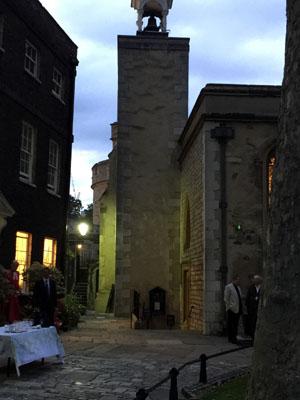St Peter ad Vincula, London (Exterior)