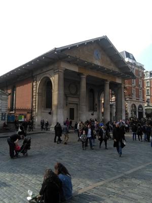 St Paul Covent Garden (Exterior)