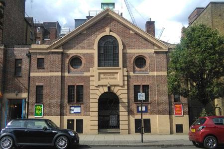 Westminster Baptist, London