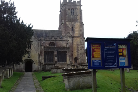 St Michael & All Angels, Melksham