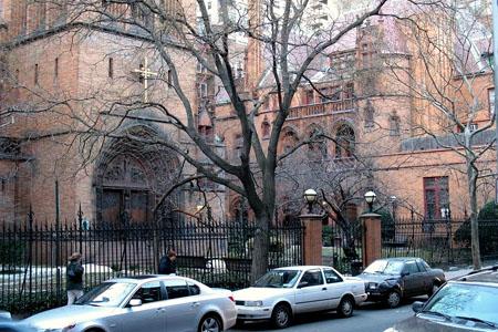 Holy Trinity, New York (Exterior)