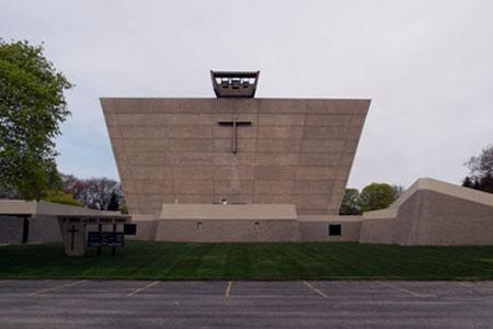St Francis de Sales, Norton Shores, MI (Exterior)
