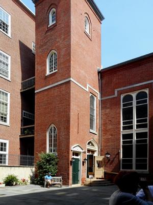 Old St Joseph's, Philadelphia (Exterior)