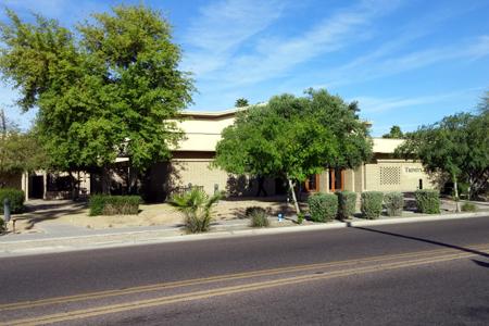 Trinity Lutheran, Phoenix, AZ (Exterior)